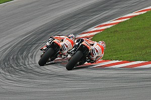 MotoGP Testing report Pedrosa and Márquez content after one-two finish on final test day in Sepang
