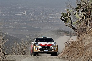 Hirvonen fastest on Rally Mexico qualifying stage