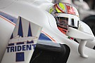 Trident Racing concluded preseason test in Barcelona