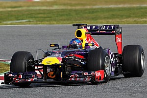 Infiniti Red Bull Racing is looking forward to success at the Australian GP