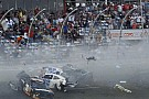 Lawsuits were expected after the final lap crash in Daytonas NNS race