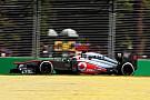 Boss 'worried' about pace of new McLaren