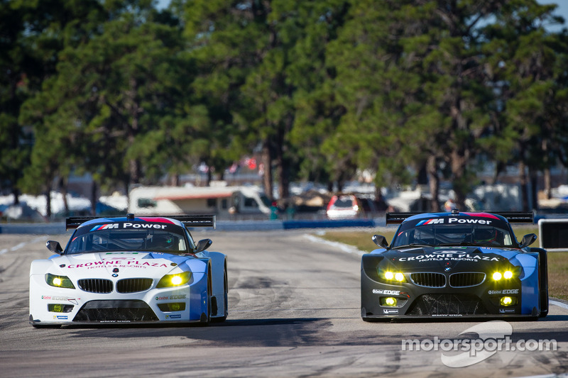 BMW Team RLL qualifies eighth and ninth for Sebring 12 Hours