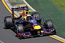 Valiant Vettel takes pole position for Australian GP season opener