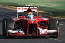 Second and third rows for Scuderia Ferrari in Melbourne