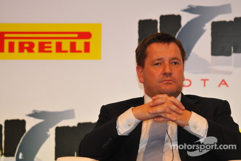 Defeat makes Lauda moan about Pirelli - Hembery