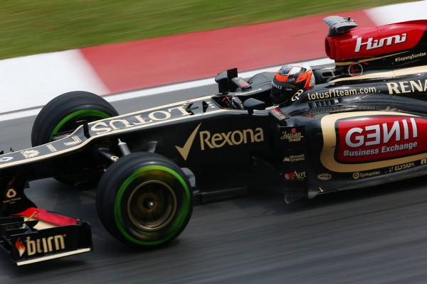 Rivals suspect Lotus has unfair tyre advantage - report