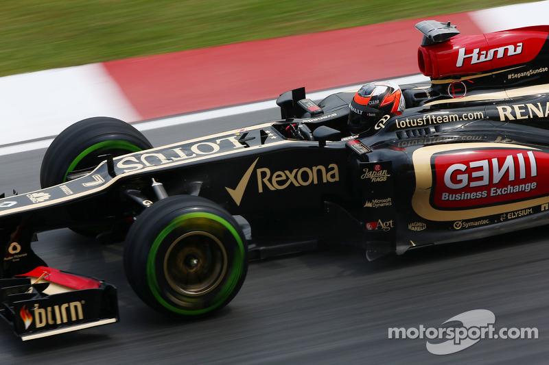 Rivals suspect Lotus has unfair tyre advantage - report