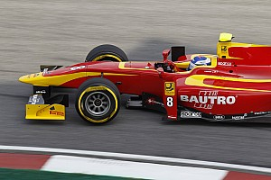 GP2 Qualifying report Racing Engineering's Leimer qualified on second row for Sepang's race 1