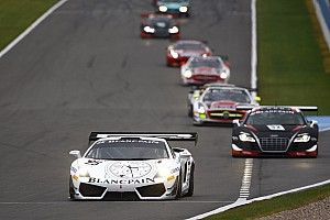 Blancpain Sprint Breaking news Solid grid of 26 for first round of the season at Nogaro