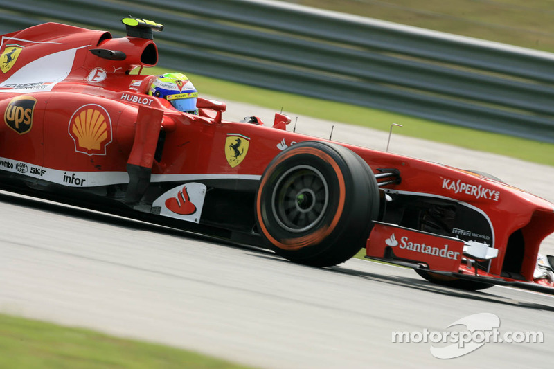 Massa makes Ferrari 'strong as a team' - Marko