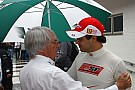 Ecclestone eyes Brazil switch to Rio for 2016