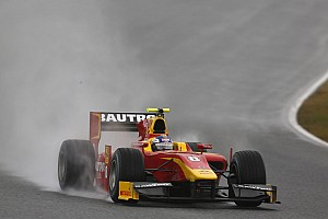 GP2 Race report Incident ruins Racing Engineering's race in the Sepang Sprint Race