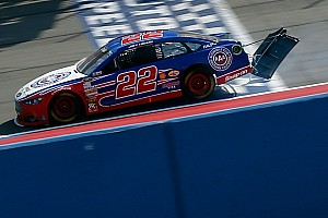 NASCAR Sprint Cup Race report Penske Racing after race at Fontana