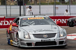 Team Cadillac drivers have good form in 1st race at St. Petersburg