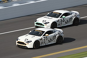 Marsal has another busy weekend of race action in at Barber Motorsports Park