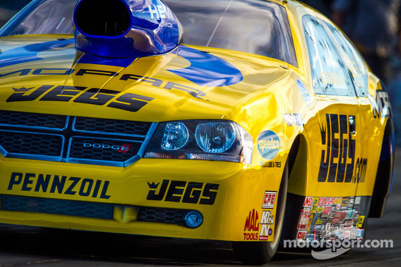 Riding into town with his fastest car ever, Coughlin ready for more Vegas magic