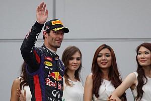 Porsche not denying Webber rumours