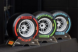 Pirelli seeks 'balance' between sport and show - Brundle