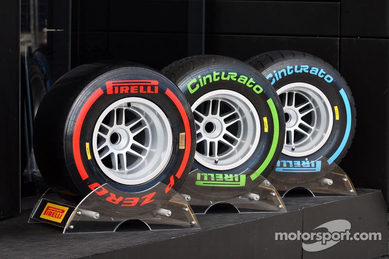 Pirelli seeks 'balance' between sport and show - Brundle