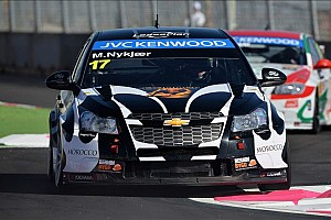 WTCC Race report Nykjær and Oriola take the race wins in Morocco
