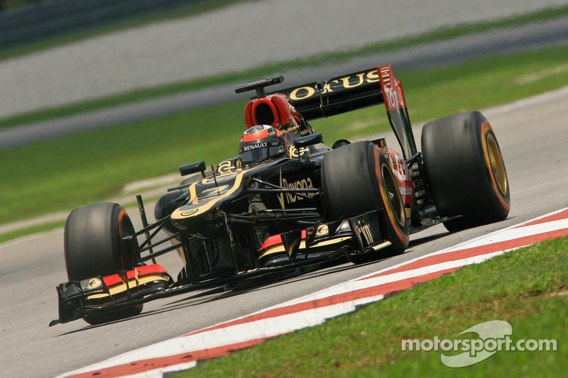Lotus wants Pirelli to keep 'tender' tyres