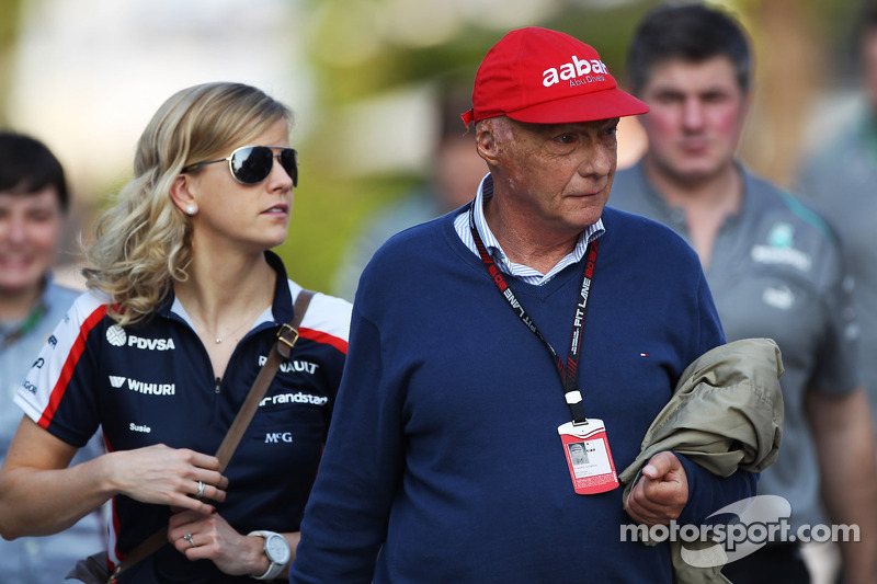 Mercedes also scraps team orders - Lauda
