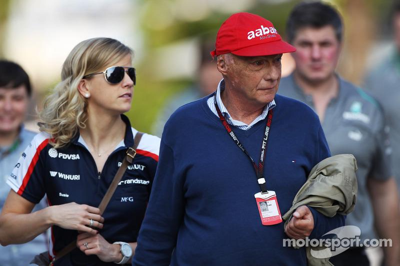 Mercedes also scraps team orders - Lauda