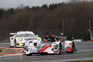 Pecom Racing celebrated the first race of the season with a podium