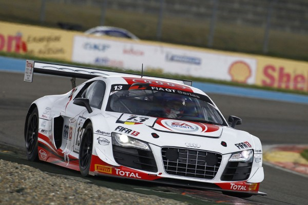 Multi-class FIA GT action hits Zolder this weekend