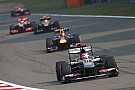 Sauber F1 Team heads to Bahrain