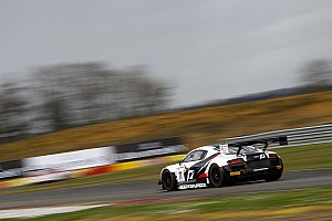 The Belgian Audi Club Team WRT to home race as championship leaders