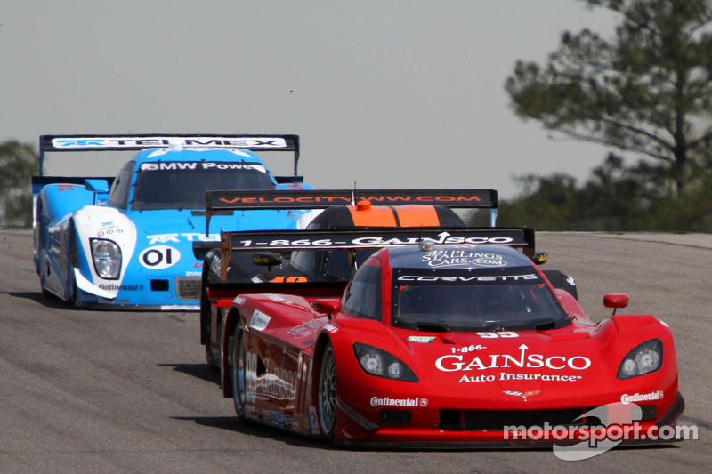 Gurney and Fogarty head to inaugural event at Road Atlanta