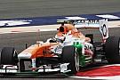 Top-ten qualifying for both Sahara Force India drivers at Sakhir