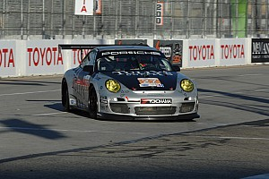 ALMS Race report Dempsey and Foster finish 6th in GTC class at Long Beach