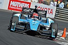 Streets of Long Beach 'ebb and flow' for Pagenaud and Vautier