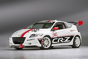 Hillclimb Breaking news Honda announces 2013 Pikes Peak Hillclimb plans