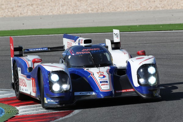 Spa debut for Toyota Racing's updated TS030 HYBRID