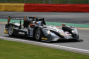 Nissan powers through Le Mans preparations