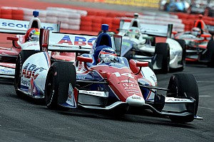 Sato and Newgarden star in thrilling Sao Paulo finish