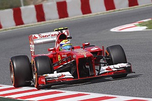 Formula 1 Breaking news Massa and Gutierrez receive post-qualifying penalties for Barcelona grid positions