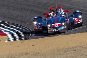 ALMS Race report Podium for DeltaWing at Monterey