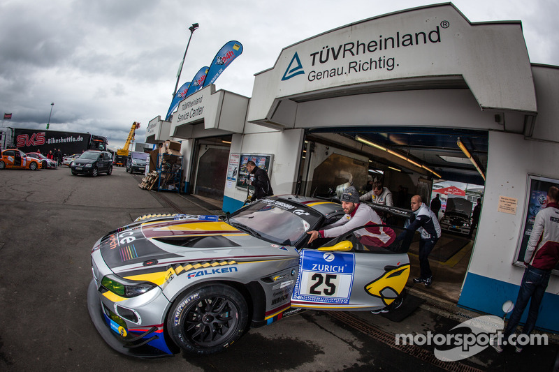 Marc VDS head for Nürburgring 24 Hour with sights set on success