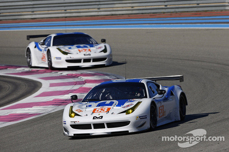Ferrari and Lamborghini secure GTE and GTC pole positions in Imola