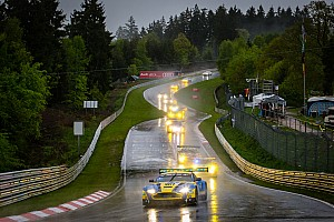 Endurance Race report Stefan Mücke tenth at the 24 hour race on the Nordschleife