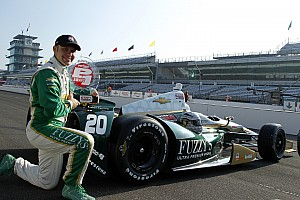 Chevrolet IndyCar V-6 teams and drivers ready for 97th Indianapolis 500 mile race