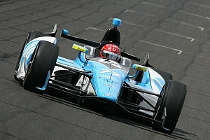 IndyCar Practice report Pagenaud fastest in Carb Day runs at Indianapolis