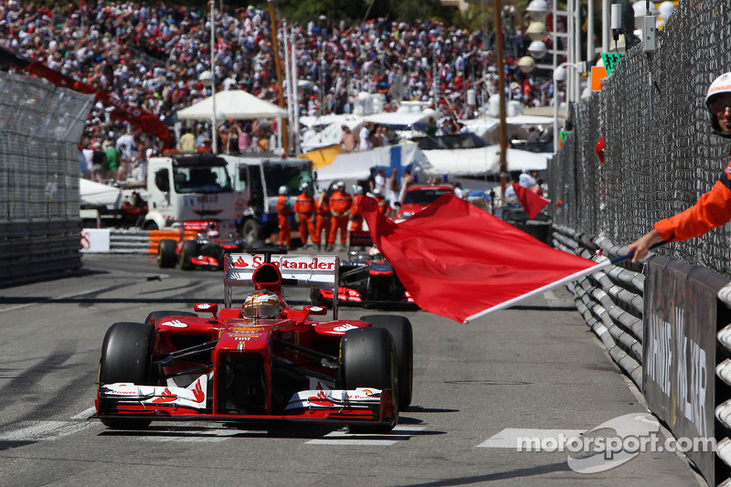 Monaco misfortune again for Ferrari