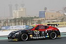 Nissan teams take on BES event at the home of GT Academy