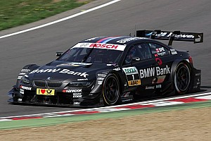 DTM Qualifying report BMW claims front row of the grid at Red Bull Ring
